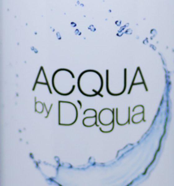 D'Água Natural – Água termal Remineralizante