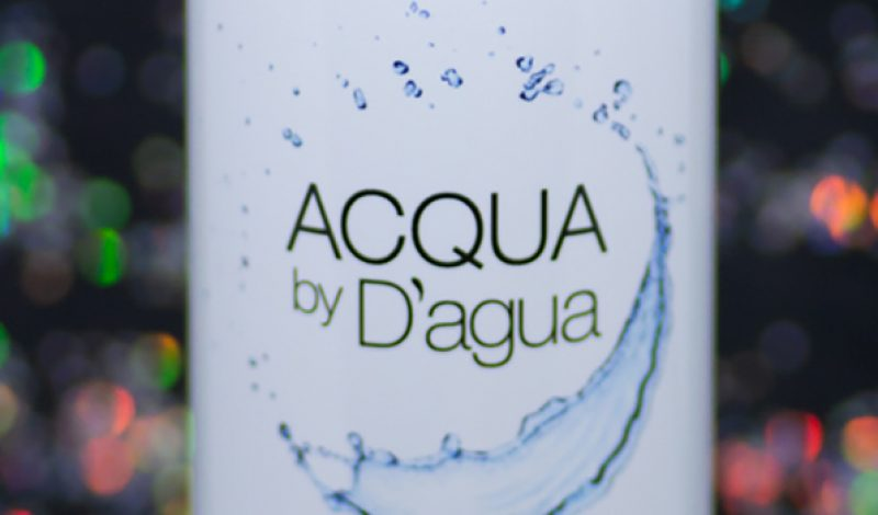 D'Água Natural – Água termal Remineralizante