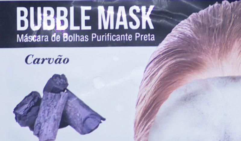 Kiss NY – Bubble Mask – Máscara de bolhas Purificante Preta