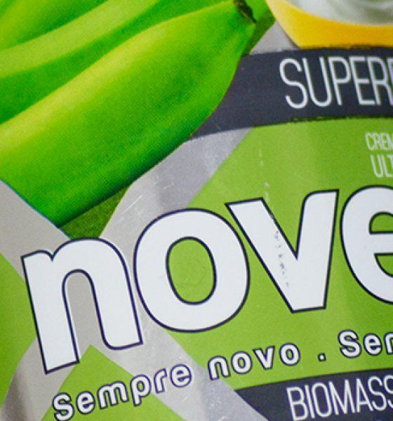 Embelleze – Novex – Biomassa de banana e açúcar mascavo